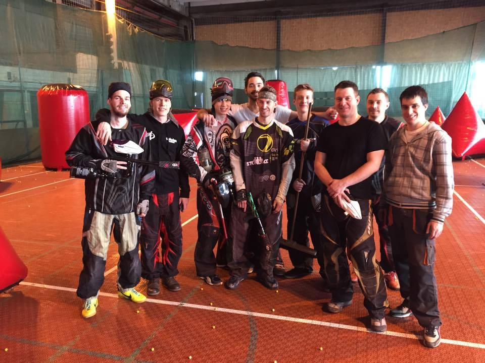 paintball csapat