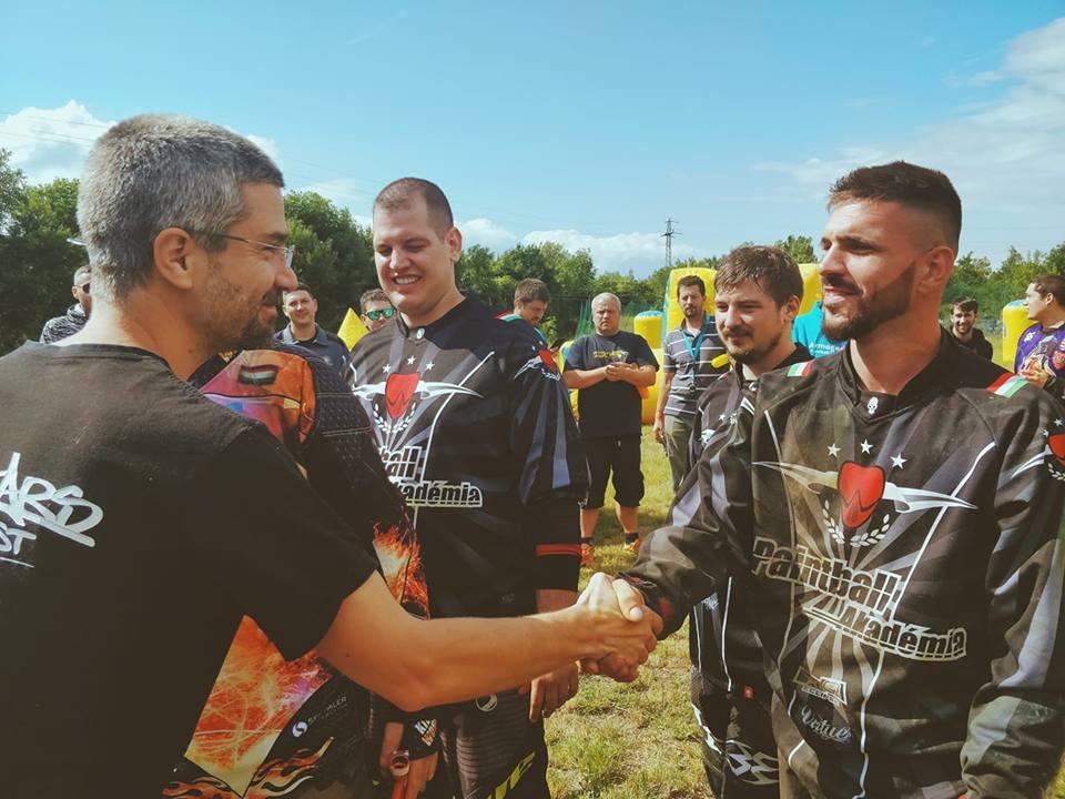 Hungarian Paintball Series, HUPS, paintball, paintball verseny, paintball kezdőknek