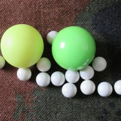 paintball vagy airsoft, paintball golyó, airsoft golyó, paintball vs airsoft