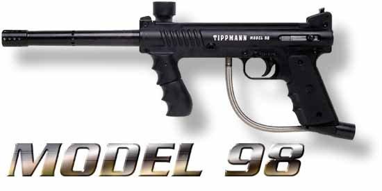 Tippmann 98, paintball marker