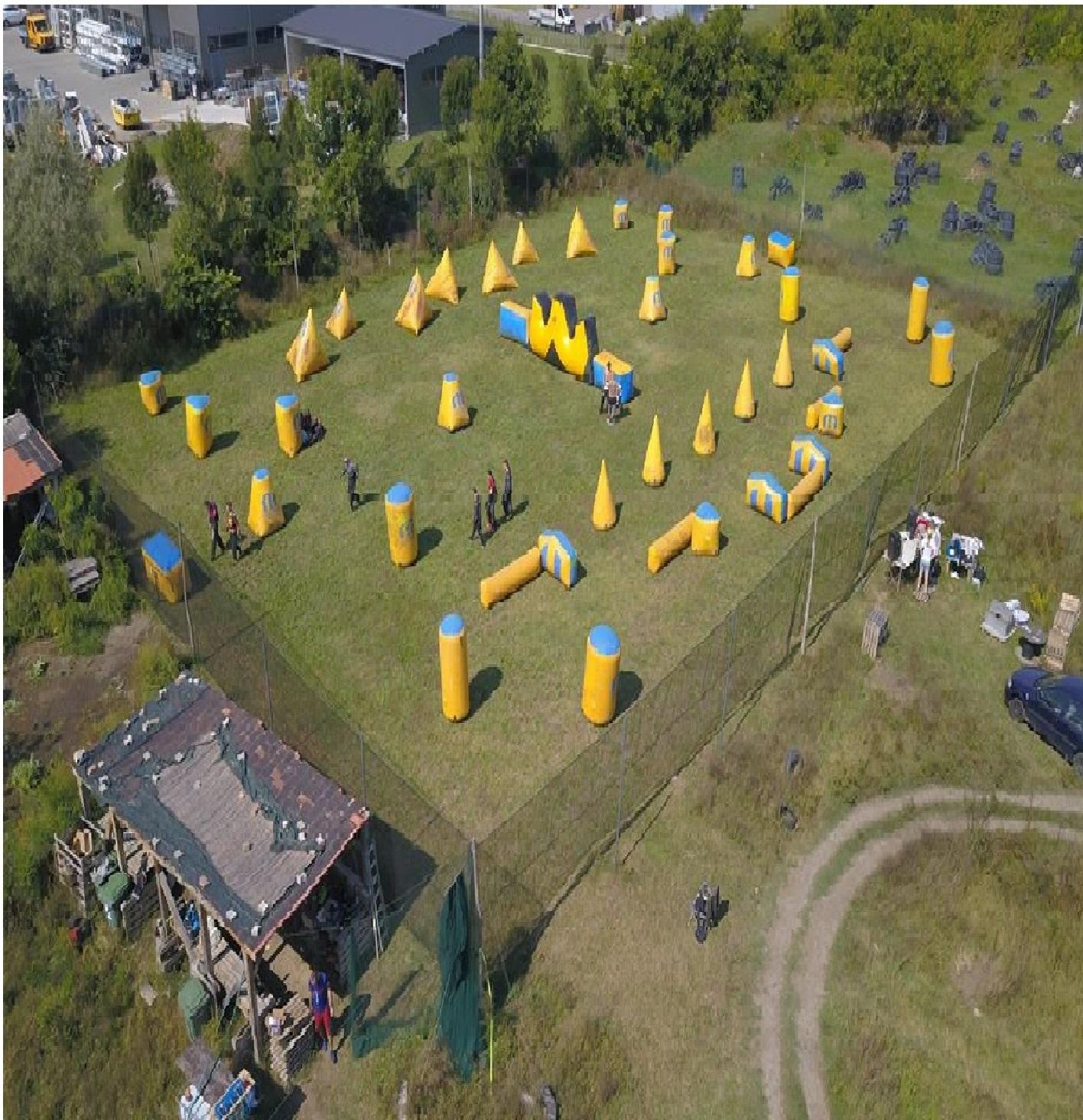 paintball verseny, paintball pálya, paintball pálya Budapest